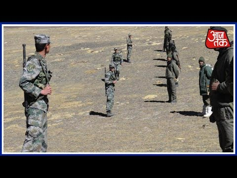 Khabardaar: Exclusive Report Of Aaj Tak On China Issue From Tibet Border