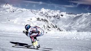 FIS Ski World Cup Skier Victor Muffat Jeandet for Alpina Watches