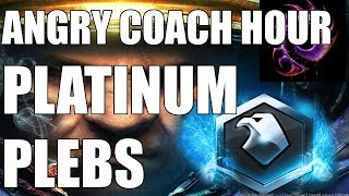 Angry Coach Hour - GOING PLATINUM (ZERG EXCLUSIVE)