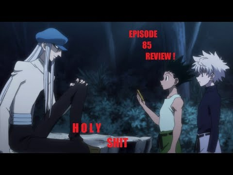 Hunter X Hunter Episode 85 - Everything Will Be Fine.