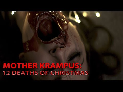 12 DEATHS OF CHRISTMAS Trailer  (2017) MOTHER KRAMPUS) streaming vf