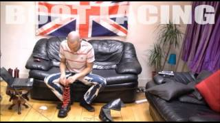Video Proper Skinhead Boot-Lacing download MP3, 3GP, MP4, WEBM, AVI, FLV September 2018
