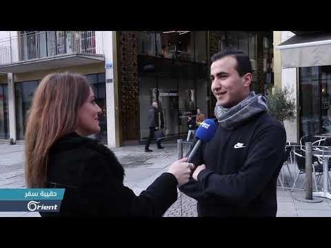 تأثير وسائل التواصل الاجتماعي على حياة السويديين والسوريين  - 12:53-2019 / 9 / 13