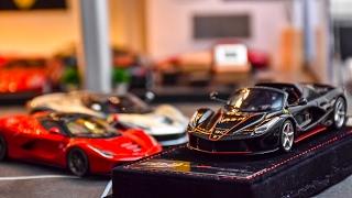【特別編】1/43 BBR製Ferrari Laferrari Aperta入庫しました!