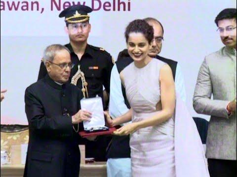 62nd National Awards: Kangana Ranaut Collects Best Actress Award