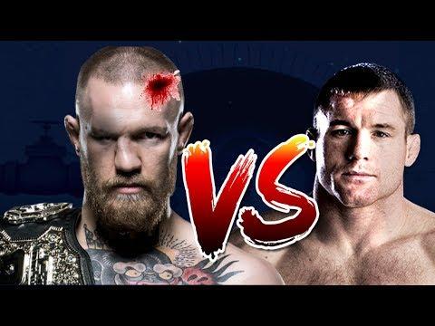 Conor Mcgregor Vs Matt Hughes - UFC Full Fight - Ufc 2 Simulation