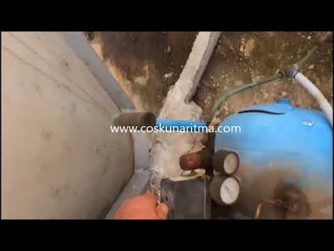 Slaughterhouse wastewater Treatment Plant part1