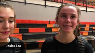 Washougal-Columbia River girls basketball