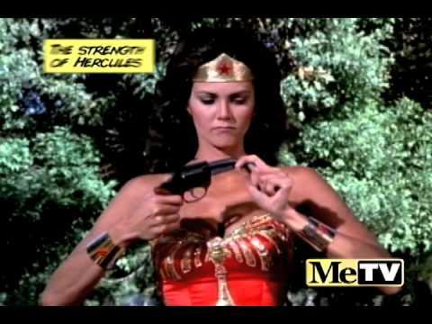 Wonder Woman is on Me-TV