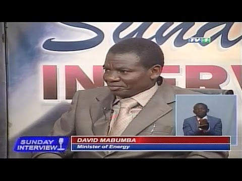 zam1news.com - Sunday Interview 23rd April 2017 - Guest: Minister of Energy David Mabumba