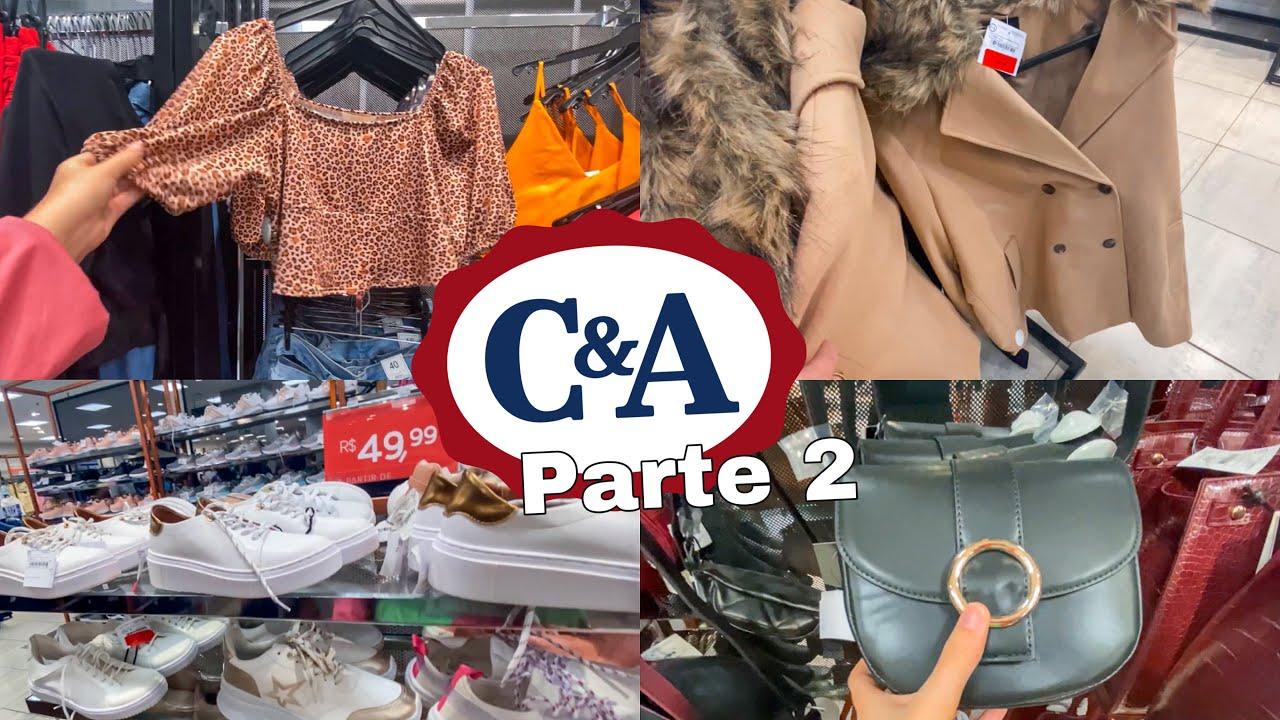 TOUR PELA C&A #2 JULHO 2021 - ROUPAS E SAPATOS DE INVERNO | Debora Freitas