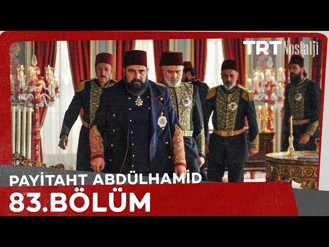 Payitaht Abdülhamid 83. Bölüm