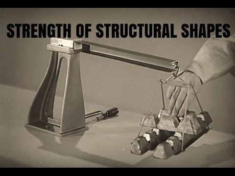 Strength Of Structural Shapes: Angles, Channels And Beams