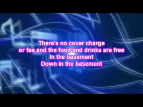 Martina McBride feat  Kelly Clarkson  - In The Basement (Lyrics)