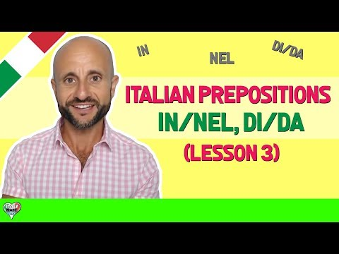 Difference between IN/NEL, when to use DI/DA [Live Q&A]