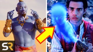Disney's Aladdin Trailer Breakdown - Secrets Revealed About Will Smith's Genie