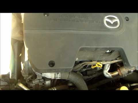 2008 mazda 6 2 0 ts diesel engine rf youtube