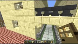 Minecraft - Gotham City build - Part 26 - 4 unit and exec