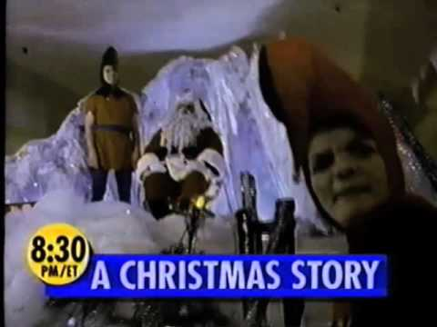 How The Grinch Stole Christmas & A Christmas Story TBS Commercial ...