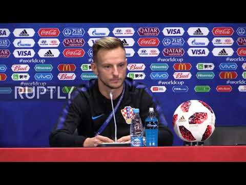 Russia: Rakitic says he would retire if it meant getting hands on World Cup