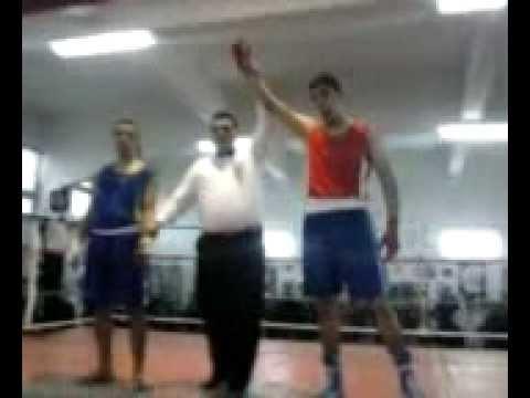 CRBN boxe n'gaous batna