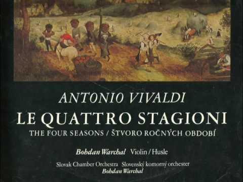 Antonio Vivaldi: Le Quattro Stagioni (Bohdan Warchal 1975)