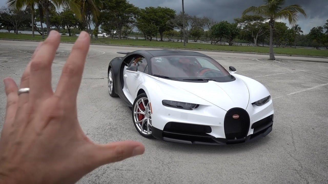 BUYING A NEW CAR: BUGATTI CHIRON!!!