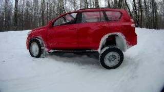RC Toyota Land Cruiser 150 Prado