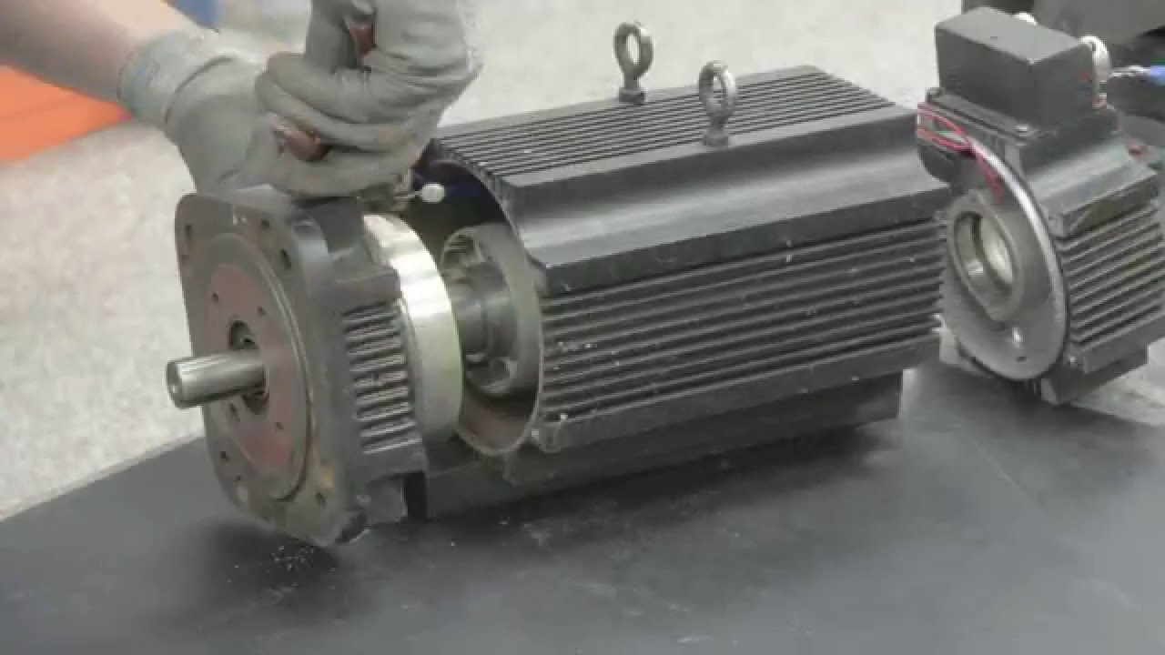 Servo Motor Repair And Testing Procedures Global Electronic How To Build Simple Tester Services Youtube