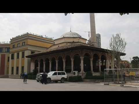 Adzan (أَذَان) from Et'hem Bey Mosque, Tirana - Albania