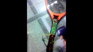 hướng dẫn sửa vợt muỗi đơn giản.