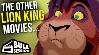 The Lion King 2: Simba's Pride, And 1 1/2 | Movie Review - Bull Session
