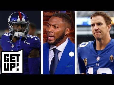 Clark: Eli Manning is 'not willing to fight,' make big plays for Giants | Get Up! | ESPN