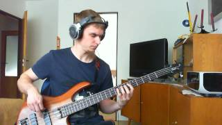 Stone Sour Digital (Did You Tell) bass cover