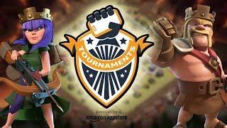 Amazon Tournaments - Clash of Clans Season 1 | Clash of Clans Deutsch