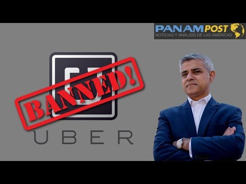 PanAm Podcast: London's Uber-Hypocrite Mayor Seeks to Deny Choice and Competition to Consumers.