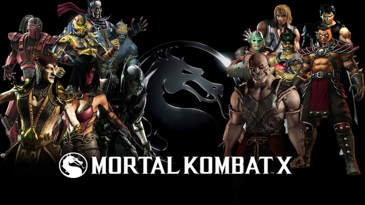 Mortal Kombat X All Characters Who Died During The Mortal Kombat