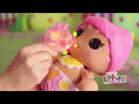 Lalaloopsy Babies Diaper Surprise Youtube