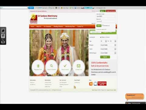 Jeevansathi login search by profile id