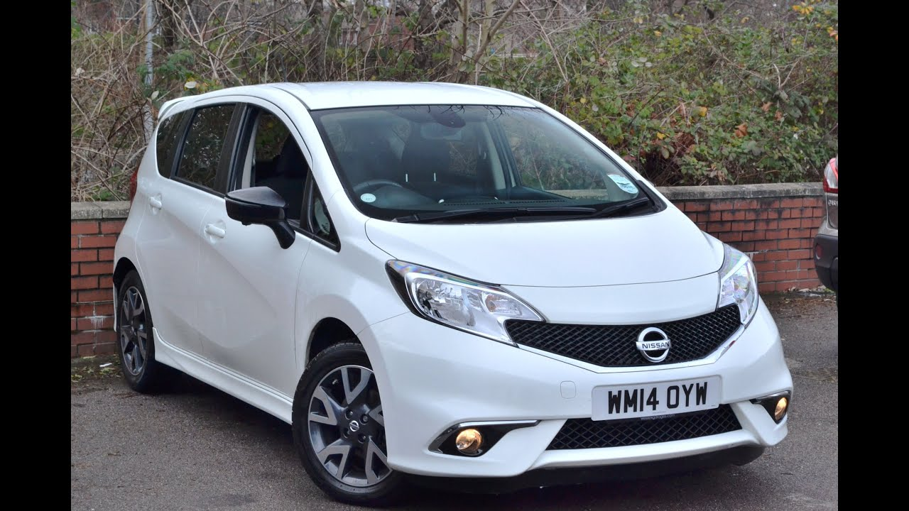 wessex garages demo nissan note acenta premium at. Black Bedroom Furniture Sets. Home Design Ideas