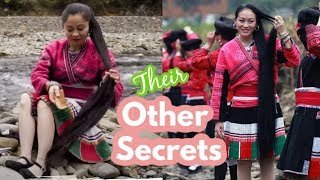 THE OTHER SECRETS YAO WOMEN DO FOR LONG HAIR - MUST WATCH IF YOU WANT LONG NATURAL HAIR