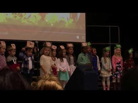 Cumberland Christian School Thanksgiving Concert