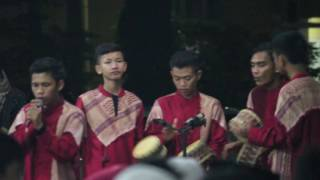 Video Kun Anta' Humood Alkhudher  (covering by Marawis Reggae + angklung) download MP3, 3GP, MP4, WEBM, AVI, FLV Juni 2018