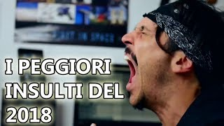 I PEGGIORI INSULTI DI MARK THE HAMMER