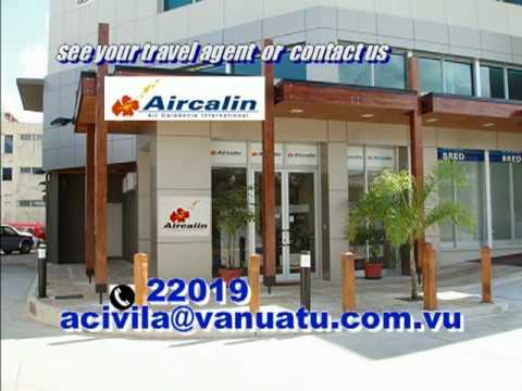 Air Calin to / from Vanuatu