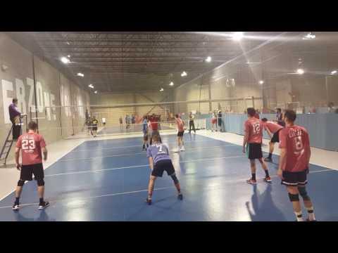 GEVA vs TNT pool play