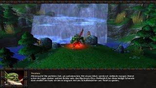 Let's Play Warcraft 3: Heŗoes #1 - Prolog M1 (German)