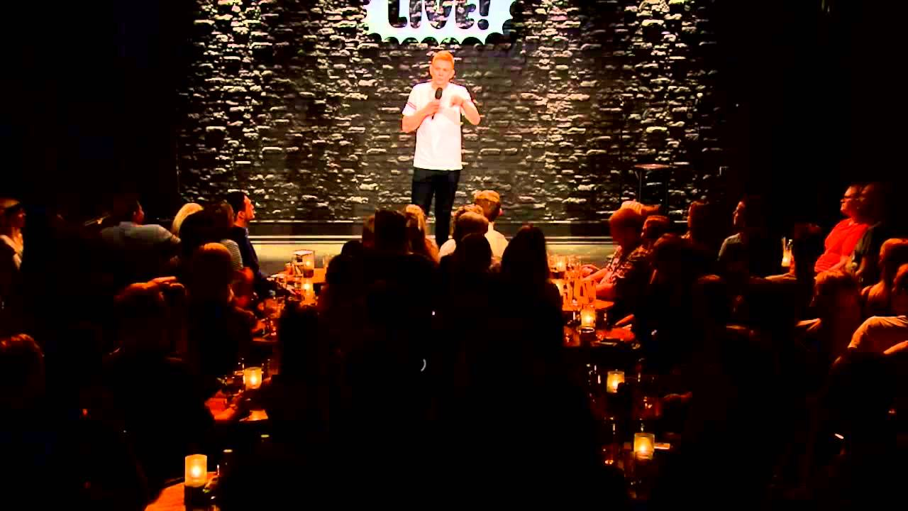 Mikkel Klint Thorius - Zulu Stand-up Live Okt. 2015