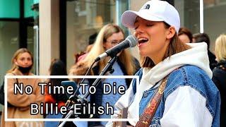 Download No Time To Die - Billie Eilish | Allie Sherlock Cover