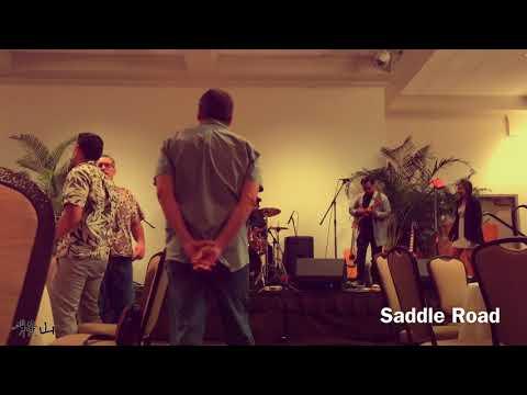 Saddle Road LIVE Video @ Hawaii International Film Festival (HIFF) Kuleana Movie Premier
